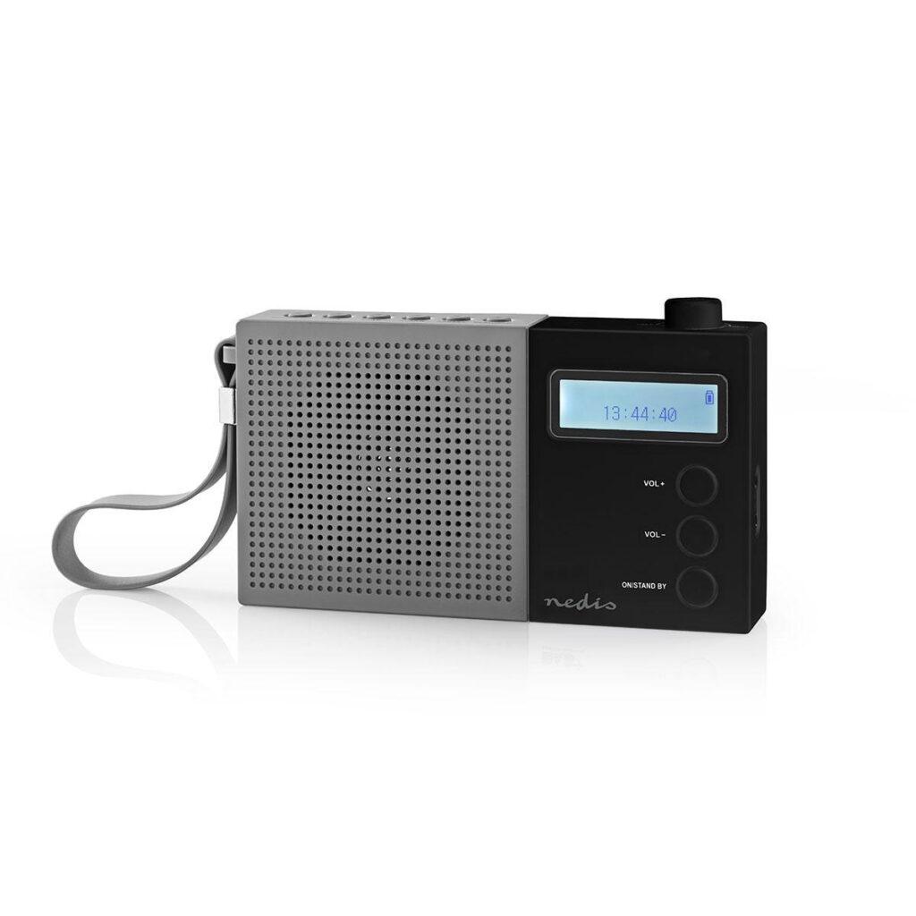 Nedis DAB+/FM Radio RDDB2210BK